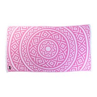 Mandala Yoga Hot Pink