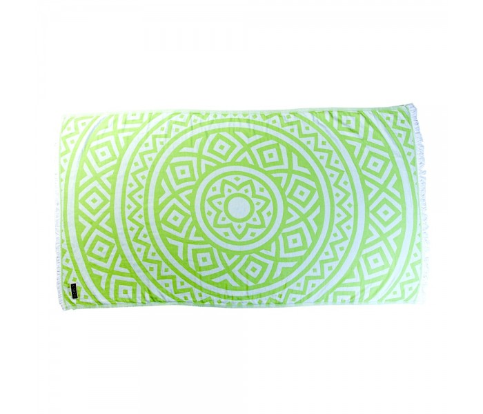 Mandala Yoga Lime Green